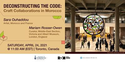 Deconstructing the Code: Craft Collaborations in Morocco