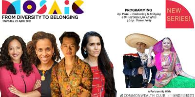 From Diversity to Belonging: Embracing & Bridging a United States for All