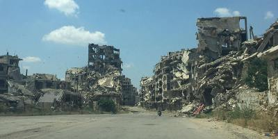Urbicide in Syria: The Deliberate Destruction of a Built Environment