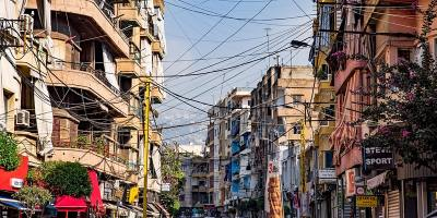 INFRA+ Infrastructure for Fragmented Cities: Middle East