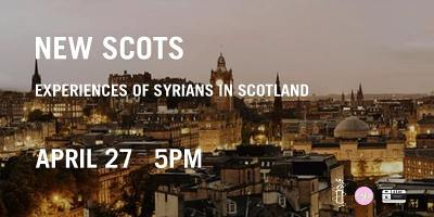 The Syrian Conflict: 10 Years On - Experiences of Syrians in Scotland