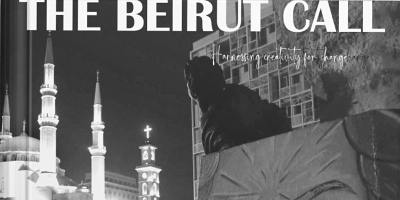 Book Launch for The Beirut Call: Harnessing Creativity for Change