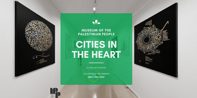 Artist Talk with Palestinian Calligrapher, Nawaf Soliman