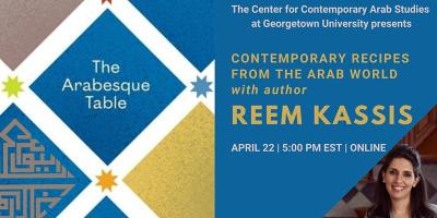 The Arabesque Table with Reem Kassis