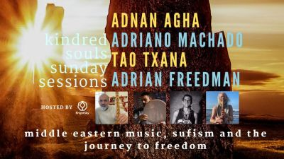 Middle Eastern music, Sufism and the journey to freedom: Kindred Souls Sunday Sessions