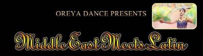 """2021 """"Middle East Meets Latin"""""""