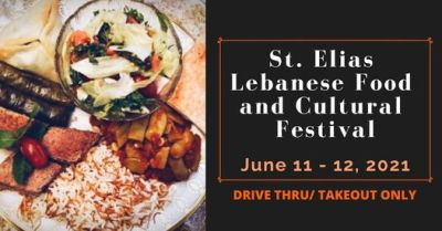 St. Elias Lebanese Food and Cultural Festival