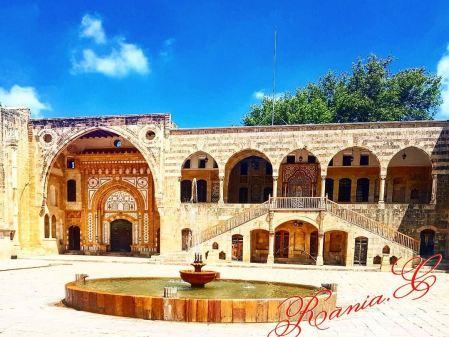 Beit Eddine - Lebanon's Delightful Palace of Oriental Splendour