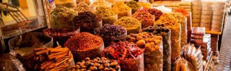 The Middle Eastern Market: A Food Oasis and Staycation Getaway