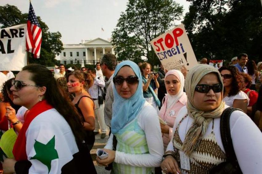 Two Steps Forward—One Step Back: Palestinian Americans Protest U.S. Policy towards Israel-Palestine