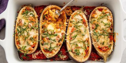 Delightful Eggplant Dishes from the Middle East and North Africa