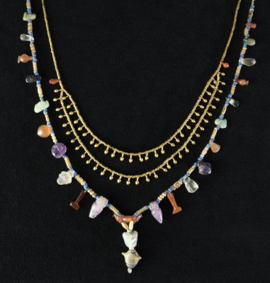 Sacred Adornment: Jewelry as Belief in Ancient Egypt
