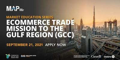 eCommerce Education Series to the Gulf Region (GCC)