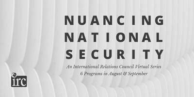 Nuancing National Security: Diplomacy's Role in National Security