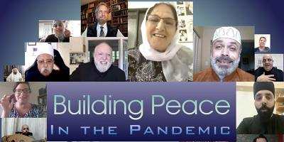 Peacebuilding in the Pandemic ~ Annual Report & Conversation with the Board