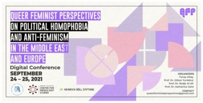 Queer Feminist Perspectives on Political Homophobia and Anti-Feminism in the Middle East and Europe