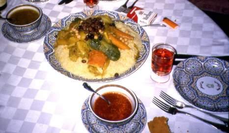 Darkoum – Agadir's Moorish Restaurant