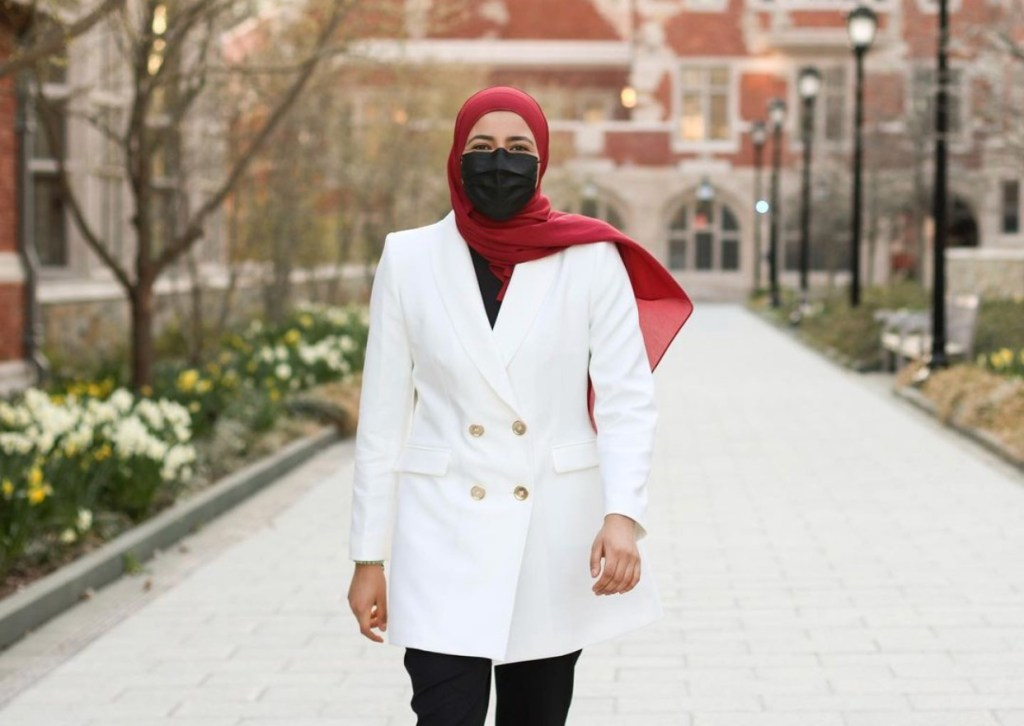 Bayan Galal: Yale's First Arab Student Government President