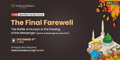 The Prophet's Life for Kids: The Final Farewell