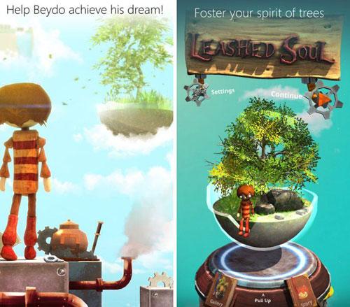 لعبة المغامرات والألغاز Leashed Soul متوفرة بتخفيض كبير