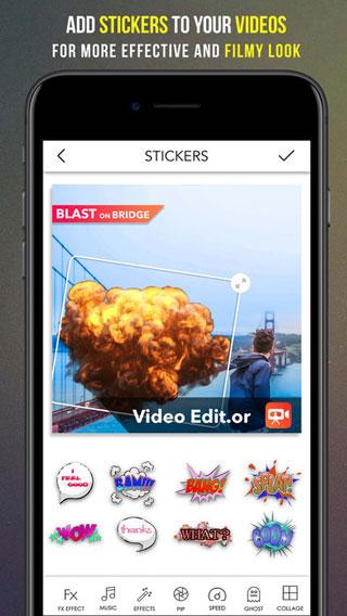 تطبيق Video Editor Cool لمونتاج مقاطع الفيديو باحترافية