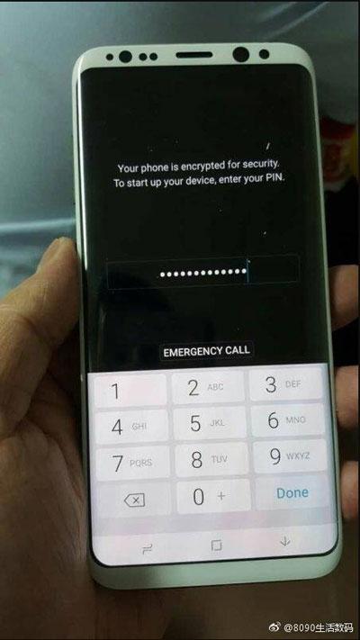 Galaxy S8: يوم جديد وصور مسربة من جديد - النسخة البيضاء