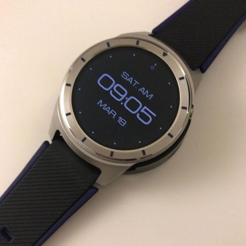 شركة ZTE ستطلق ساعة Quartz بنظام أندرويد 2.0