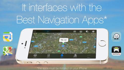 تطبيق iCarConnect لتحويل سيارتك لمنصة ذكية