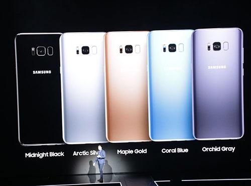 fa01f77ed هاتف سامسونج جالكسي اس 8 : المواصفات ، المميزات ، السعر ، و كل ما تود