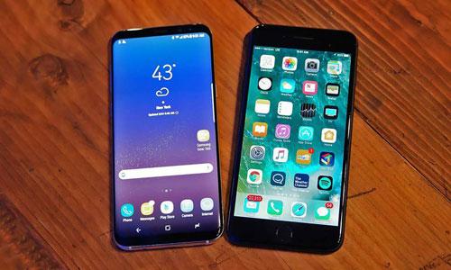 5 مزايا في جالاكسي S8 يجب أن نجدها في الأيفون 8