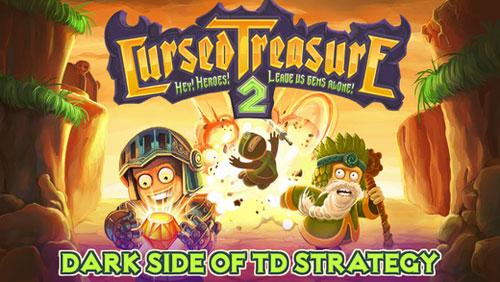 لعبة Cursed Treasure 2 لمحبي الألعاب الاستراتيجية الخفيفة