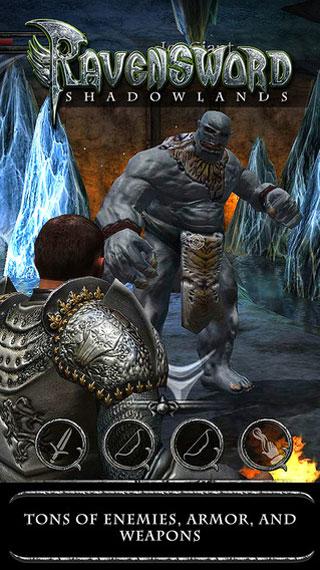 لعبة Ravensword: Shadowlands لمحبي الخيال والمغامرة - عرض تخفيضي لعبة Ravensword: Shadowlands لمحبي الخيال والمغامرة