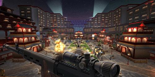 لعبة Tom Clancy's ShadowBreak ستصل عن قريب