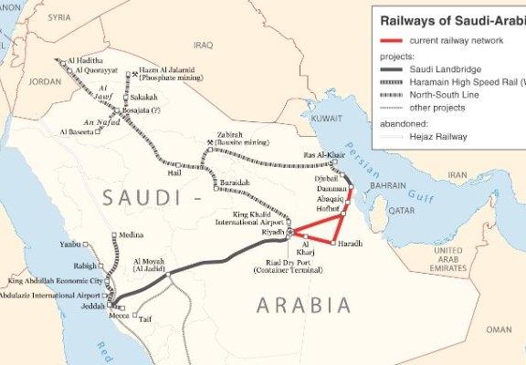 Saudi transport projects total $81.6bn