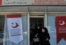 Photo of إدارة الهجرة التركية تكشف عن عدد السوريين الذي دخلوا تركيا خلال شهر نيسان