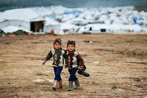 هل اللاجئون السوريون عبء على الاقتصاد التركي 1