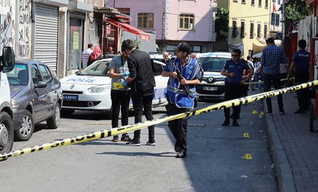 3 إصابات بشجار مسلح في منطقة الفاتح بإسطنبول 1