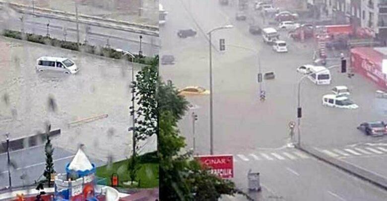 الأمطار تقتل ثلاثة أتراك في ولاية أنقرة 1