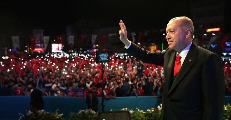 أردوغان: أول قبلة للمسلمين تتعرض لإرهاب دولة أمام أعين العالم 1