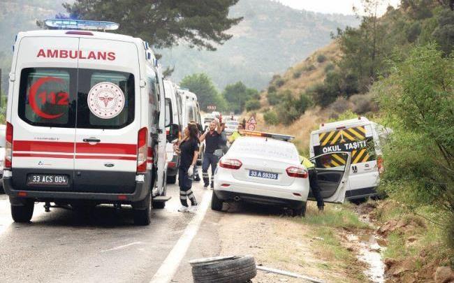 23 قتيلًا بحوادث سير  خلال عطلة عيد الفطر في تركيا 1