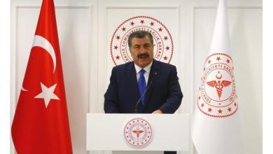 Photo of وزير الصحة التركي يعلنموعد انتهاء فيروس كورونا ويوجه نصيحة للأتراك
