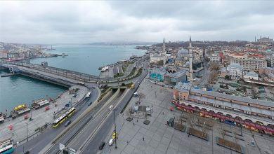Photo of استجابة للتدابير المأخوذة للحد من انتشار الكورونا سكان اسطنبول يلتزمون بيوتهم