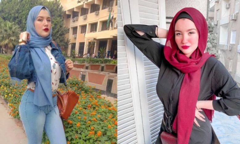 الطالبة المصرية حنين حسام ترد بعد اتهامها بالإباحية والفجور! | عرب ...