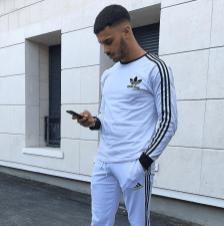 lascars algérien en survet