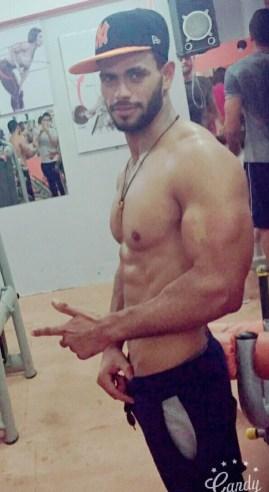 arabe muscle 132