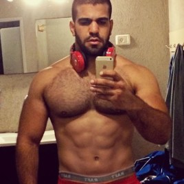arabes poilus et bears 22
