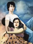 Baron Luca and Elizabetta of Moravic