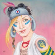 Tank Girl by Proffer