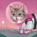 Supersonic Space Princess aka Lil BUB