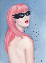 Bat Wing Mask